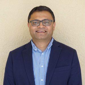Prashant Patel, Rph